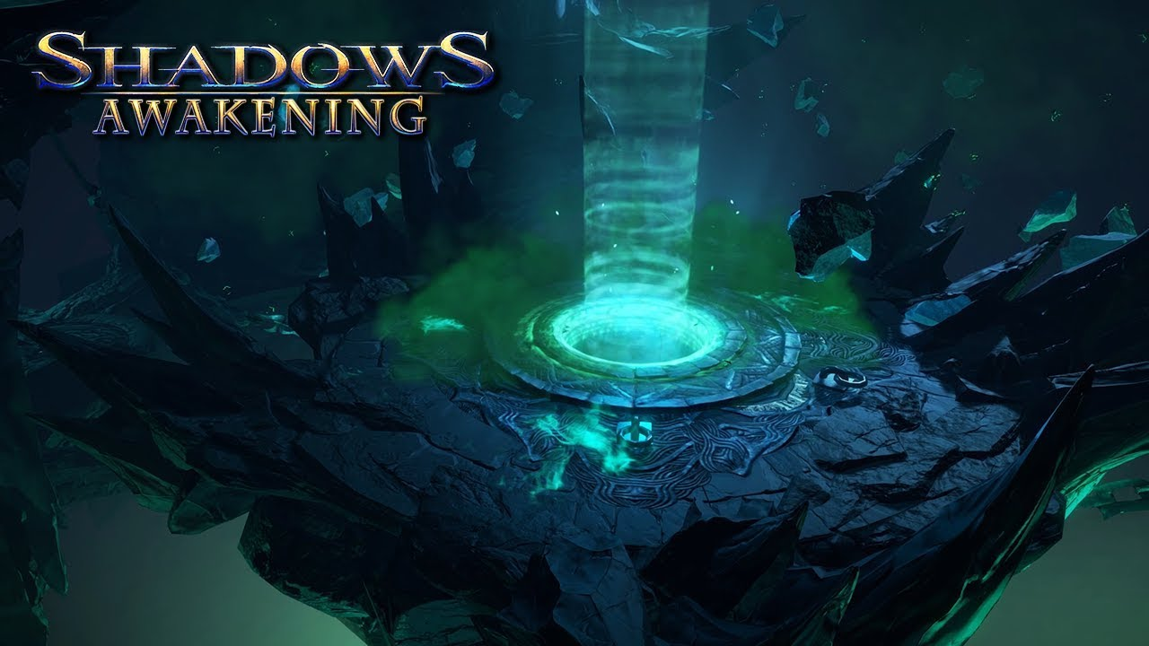 shadows awakening gameplay trailer us youtube