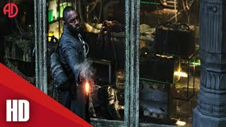 The dark tower (2017) | Climax scene | Gun Action scenes HD