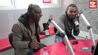 LIVE DE BLACK JAGUAR DANS LE MORNING DE MOMO - 16/01/14