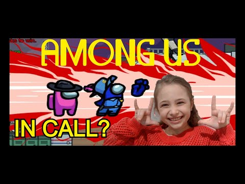 Lilly vs Friends Gaming! Playing Among Us *IN CALL WITH FRIENDS*! When will I be the IMPOSTOR?