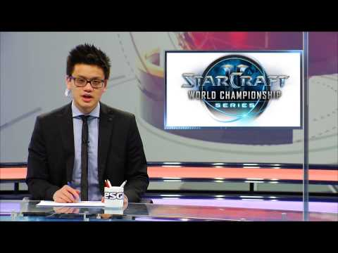 4/3/14 [ESGN TV Daily News] -- World Championship Series: North America (Group E)