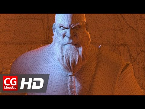 "CGI VFX Breakdown HD: ""Making of Redeemer Cinematic"" by Colorbleed Studios"