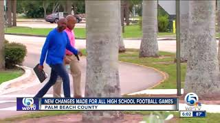Palm Beach County School District announces changes after shooting at Palm Beach Central High School