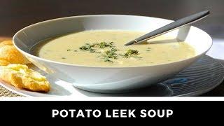 Top Pick - POTATO LEEK SOUP recipe!