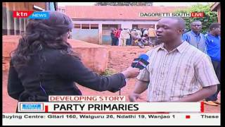 Dagoretti residents keep calm as ODM primaries get delayed with no officials on site