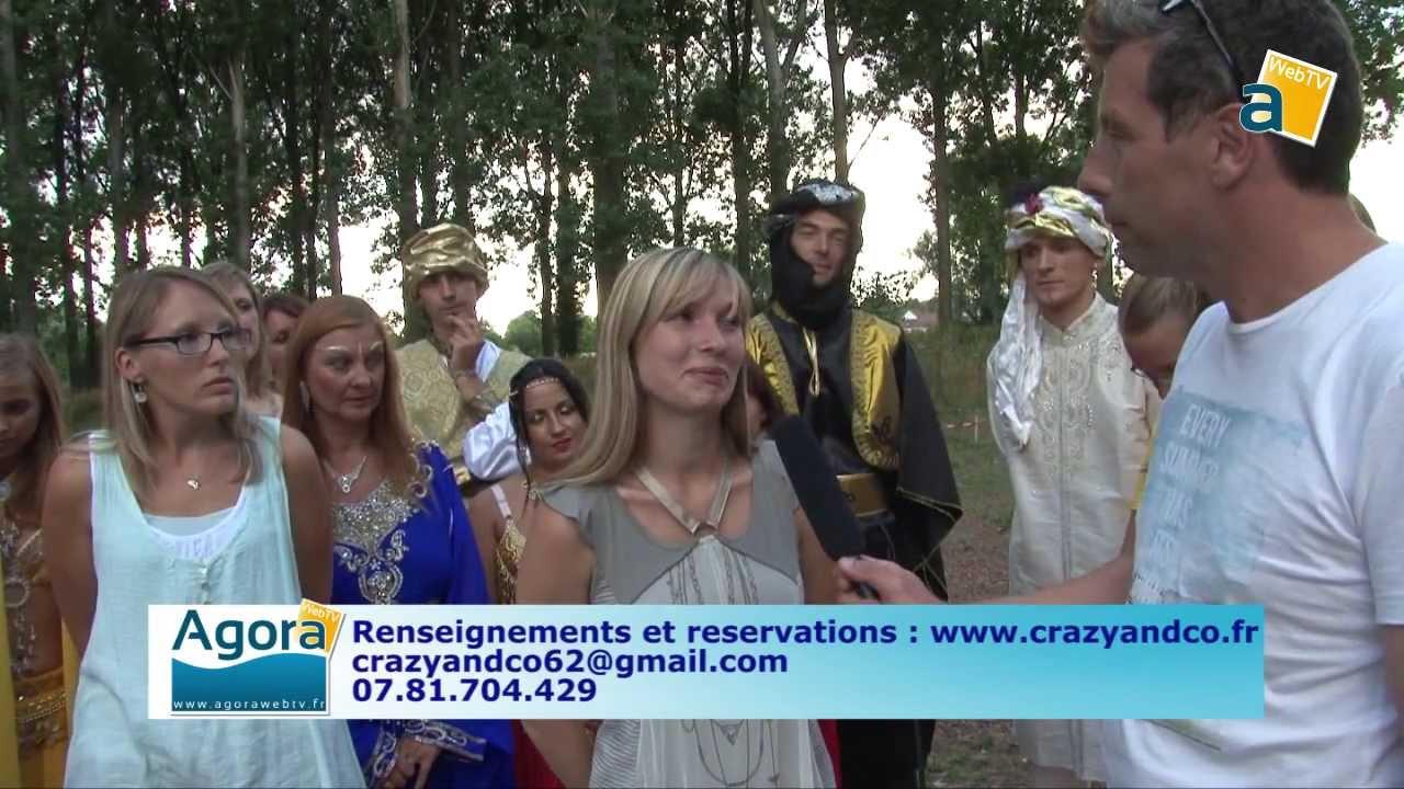 LA NUIT DES MERVEILLES A ROEUX LES 23, 24 ET 25 AOUT 2013