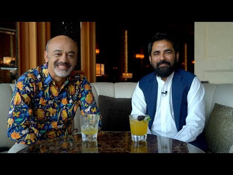 Christian Louboutin And Sabyasachi Mukherjee Interview Each Other