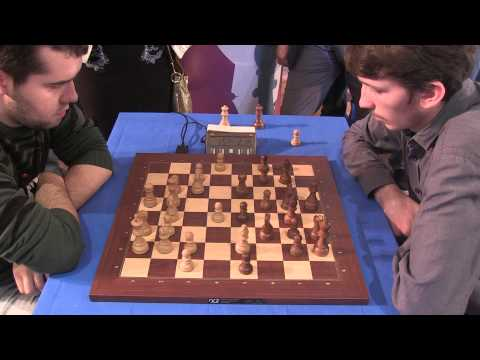 2015-09-06 Round 02 2840 GM Nepomniachtchi Ian - GM Oparin Grigoriy 2484 Moscow chess blitz