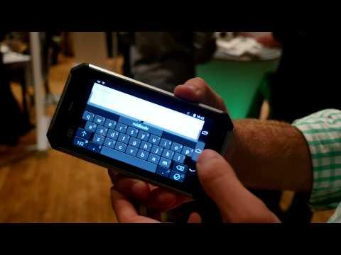 Cat S50 Rugged Smartphone (4k/Deutsch)