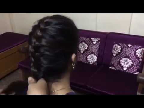 French Braid Sagar Choti Youtube