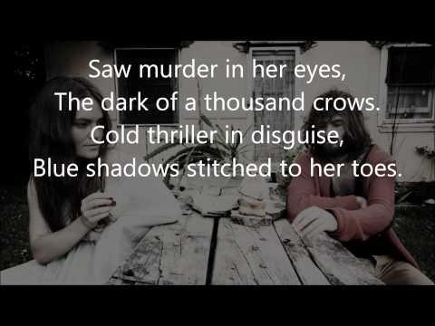 Angus & Julia Stone Black Crow Lyrics
