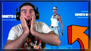 EPIC GAMES MI HA DATO LA RECON EXPERT IN ANTEPRIMA! RECON EXPERT NELLO SHOP! (FORTNITE)