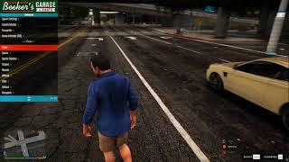 Grand Theft Auto V (Redux/Cyberpunk)