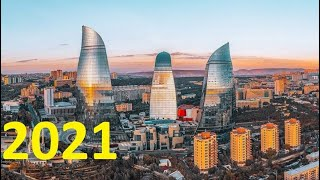 Baku, Azerbaijan promo video 2020