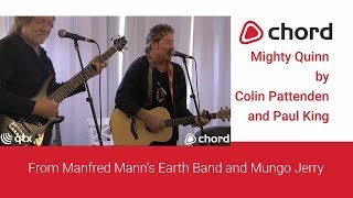 Video Mighty Quinn by Manfred Mann's Colin Pattenden and Mungo Jerry's Paul King download MP3, 3GP, MP4, WEBM, AVI, FLV Mei 2018