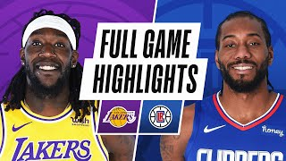 GAME RECAP: Clippers 104, Lakers 86