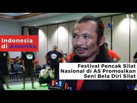 Festival Pencak Silat Nasional di AS Promosikan Seni Bela Diri Silat