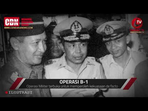 Presiden Soeharto (9) : Operasi Mandala Seri-1