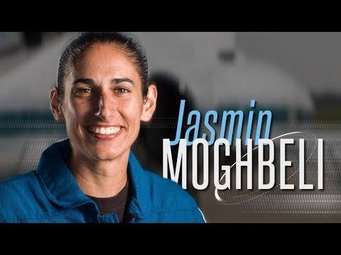 Jasmin Moghbeli/NASA 2017 Astronaut Candidate