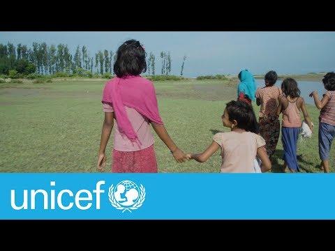 Rubena: Orphan. Refugee. Fighter | UNICEF