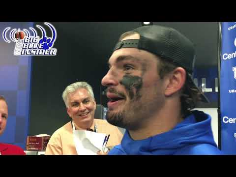 Kash Daniel post Mississippi State win