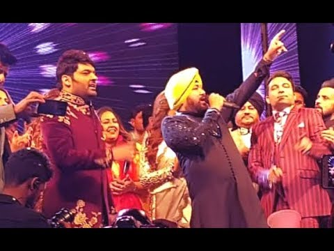 Daler Mehndi Live At Kapil Sharma Marriage Party Last Night