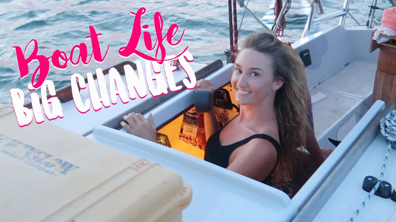 Big Changes Life on a Sailboat (Sailing Miss Lone Star) S10E14