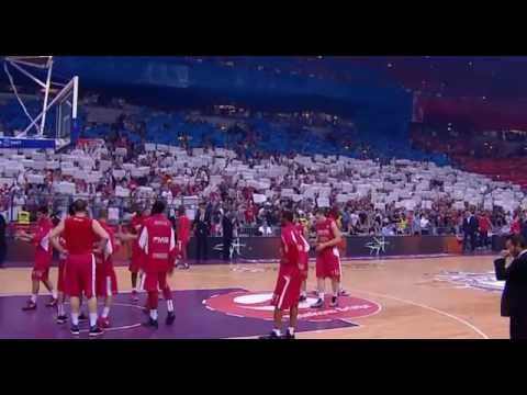 "Crvena Zvezda Telekom Belgrade vs. Olympiacos Piraeus ""Kati Magiko"""