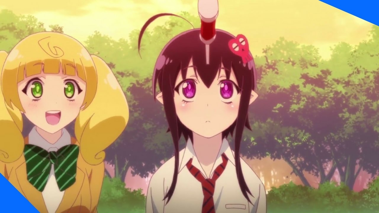 Top 8 best comedy anime for spring 2017