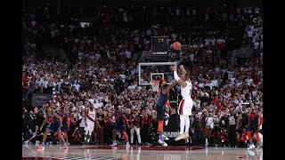 Damian Lillard Hits UNREAL Game Winner and Drops 50 Points in Game 5 vs. Thunder