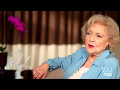 "Betty White On Her Love For Animals & ""Hot In Cleveland"""