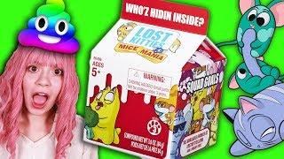 ŚMIESZNE KOTY NIESPODZIANKI 😂 LOST KITTIES MICE MANIA 🐭 Zabawki z Biedronki