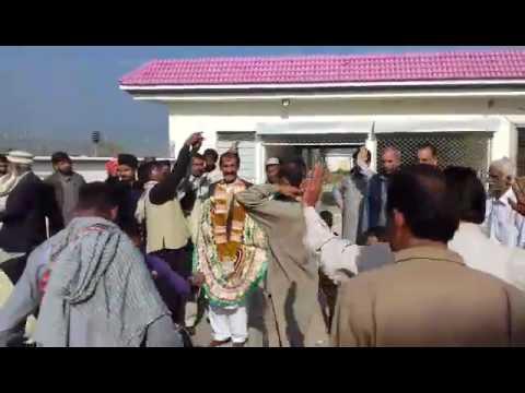Ghoi Rajgaan celebration of winning election Raja Abdul Hameed Janjua...