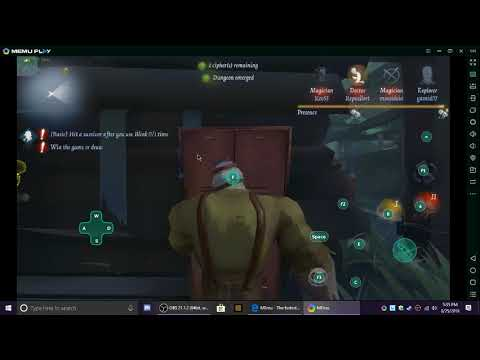 IDENTITY V ON COMPUTER? (downloaded MEmu to play on computer)