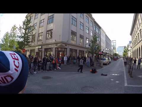 Street Artist In Iceland - Vlog 026