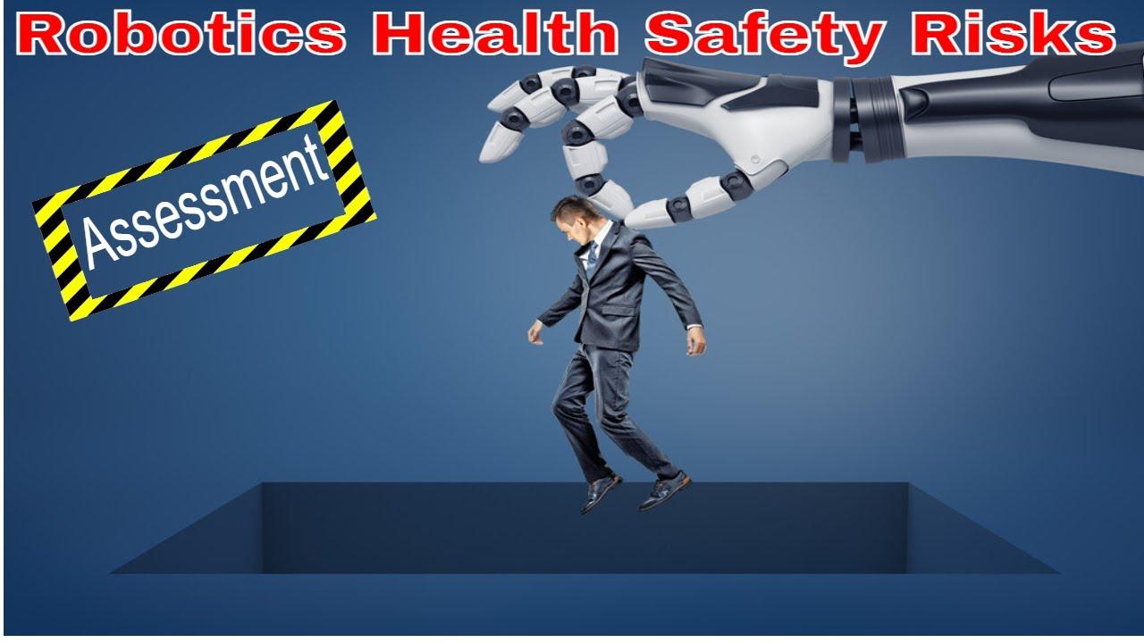 HSE Risk Assessment For Workplace Robotics | Work Automation Risk Assessment | Workplace Safety |OHS