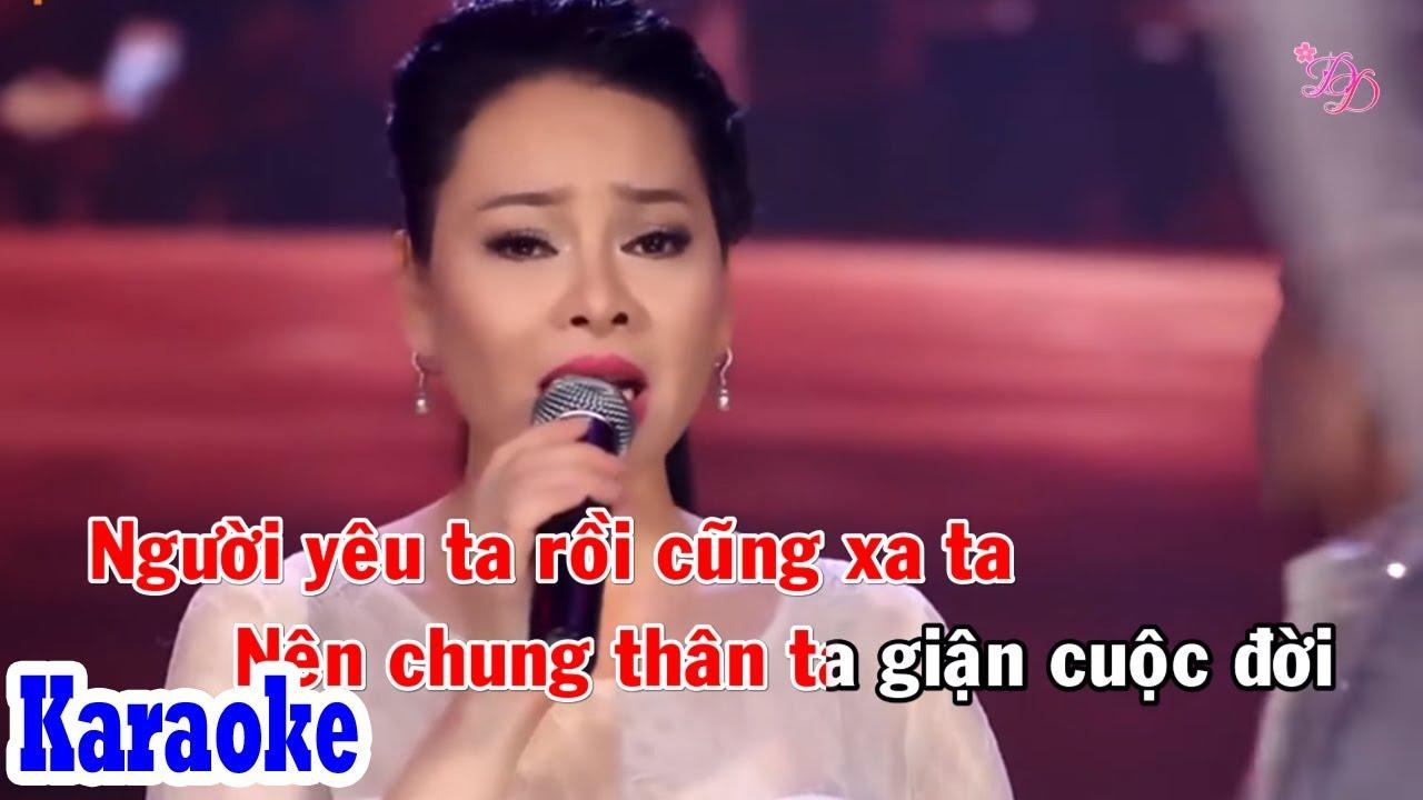 Thói đời Karaoke Beat Tone Nữ đông đào Karaoke Youtube