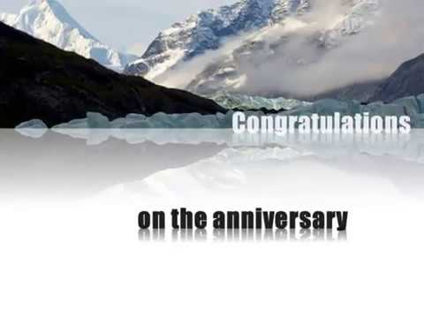 congratulations on the anniversary day of exploring