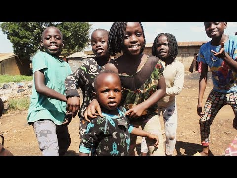 Happy Kids - Masaka Kids Africana (Playback Video) || Available on iTunes & Spotify Now
