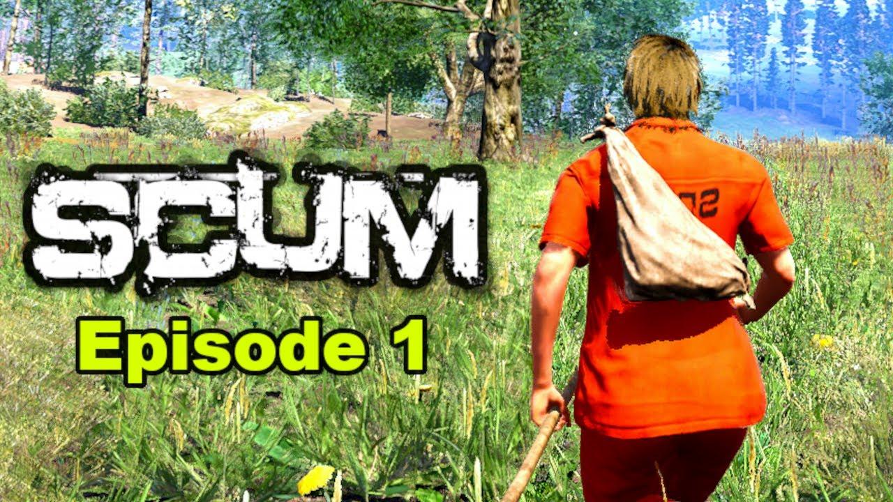 Download The Lone Survivor - Episode 1 - SCUM (Survival Gameplay)