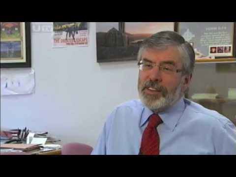 Gerry Adams will miss the DUP's Gregory Campbell the most!
