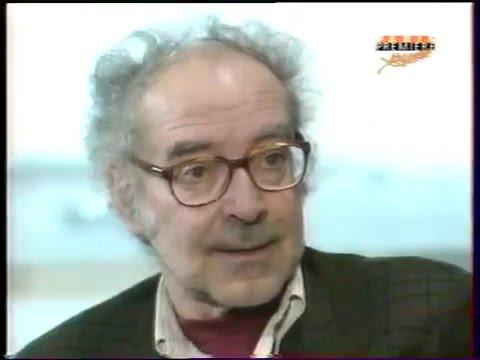 Godard interviewé par Paul Amar en 1997, partie 1/3