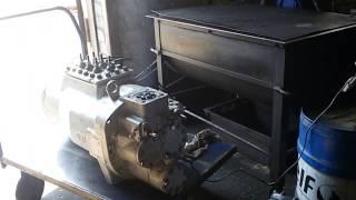 Испытание винтового компрессора TRANE(, 2015-08-03T09:31:27.000Z)
