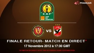 Espérance Sportive de Tunis vs Al Ahly - MATCH