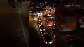 Kolonë ekstreme në Prishtinë para pak kohe!