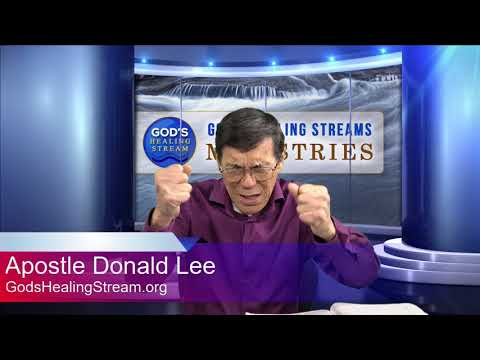 Donald Lee - Be Extreme In Christ!