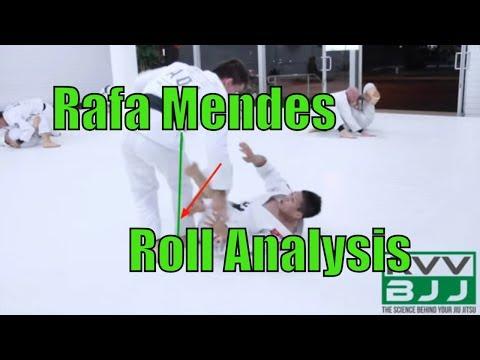 Conceptual BJJ Breakdown - Rafa Mendes Rolling Part 4