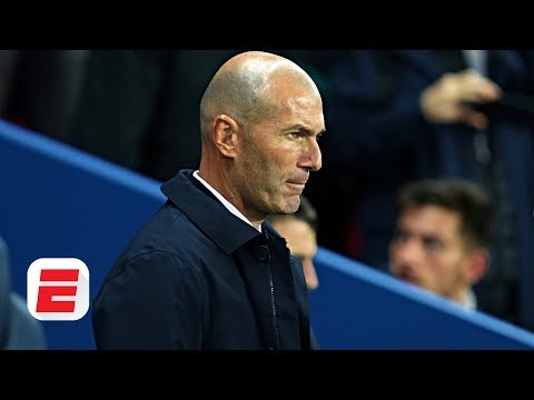 Is Real Madrid's 3-0 loss vs. PSG the beginning of the end for Zinedine Zidane? | ESPN FC