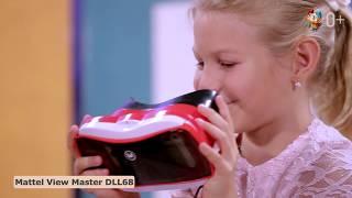 «TOY STORE» выпуск 002 : Обзор игрушки Mattel View Master DLL68 Очки виртуальной реальности