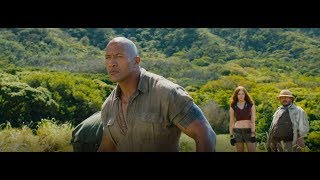 Jumanji: Welcome to the Jungle tops our What to Watch on December 22nd